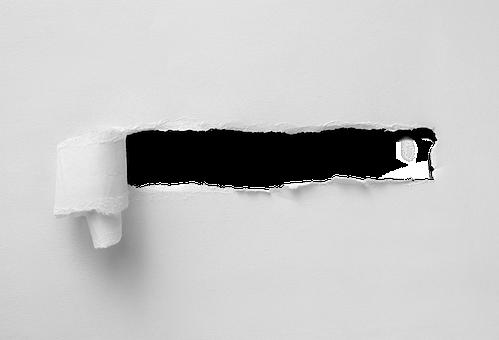 Mylene, Through, Broken, Transparent Background, Design