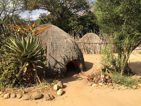 Swaziland, Africa, Village, Swazi, World, Travel