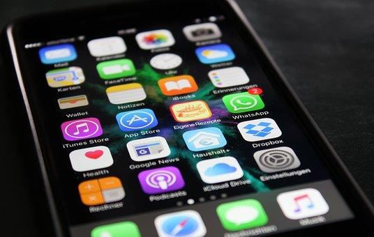 Whatsapp, Ios, Iphone, Phone, Homescreen, Apps