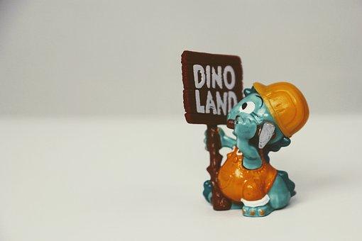 überraschungseifigur, Dino, Dino Land