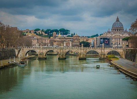 Rome, Saint Peter's Basilica, Basilica, Church