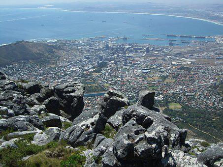 Booked, Cape Town, Table Mountain, Viewpoint, Coast