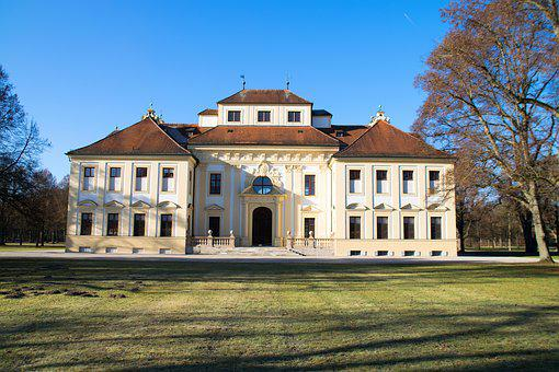 Oberschleißheim, Bavaria, Germany, Castle