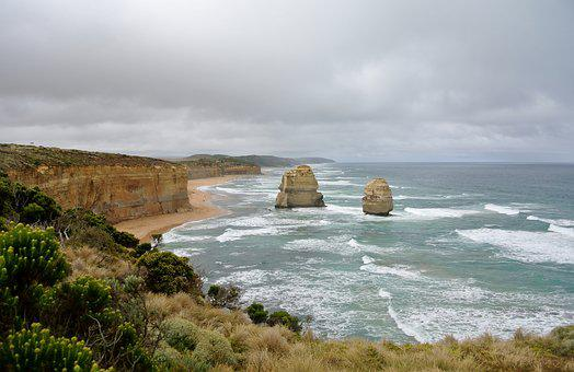 Great Ocean Road, Australia, Landscape