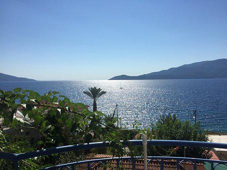 Kefalonia, Greece, Landscape, Summer, Holidays
