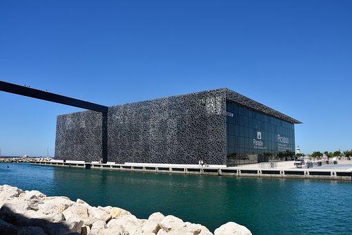 Mucem, Marseille, Museum, European Civilizations