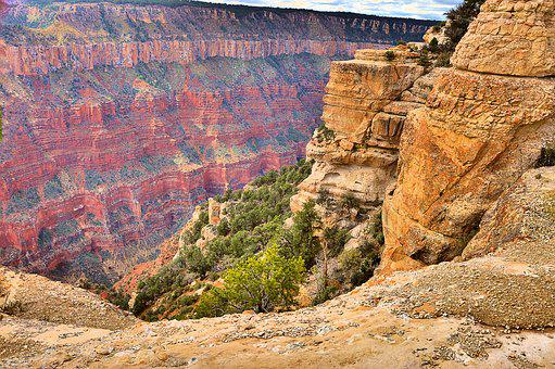 Usa, Grand Canyon, National Park, Arizona