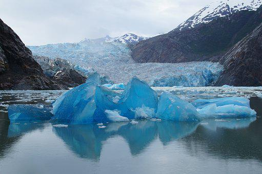 Alaska, North Sawyer Glacier