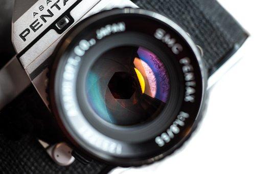 Vintage, Camera, Retro, Classic, Antique, Old, Film