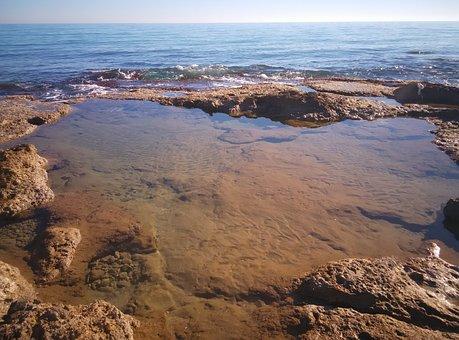 Castellón, Sea, Sand