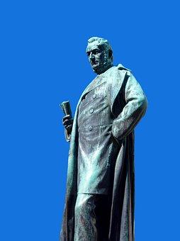 Statue, Artwork, Sculpture, Monument, Figure, Man
