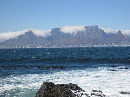 Table Mountain, South Africa, Travel
