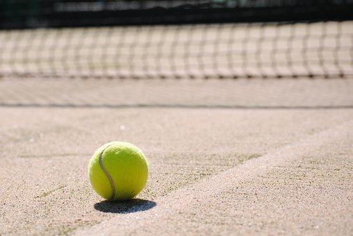 Tennis, Ball, Tennis Court, Tennis Ball, Sport