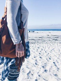 Trendy, Fashion, Beach, Stylish, Female, Creative