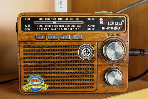 Radio, Wireless, Technology, Communication, Broadcast