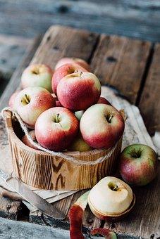 Apples, Still Life, Rustic, Dacha, Fruit, Elitexpo
