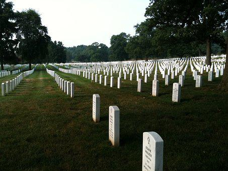 Arlington, Graves, Honor
