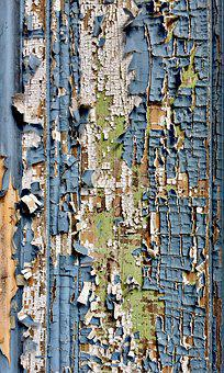 Paint, Crackle, An, Texture, Cracked, Grunge, Surface