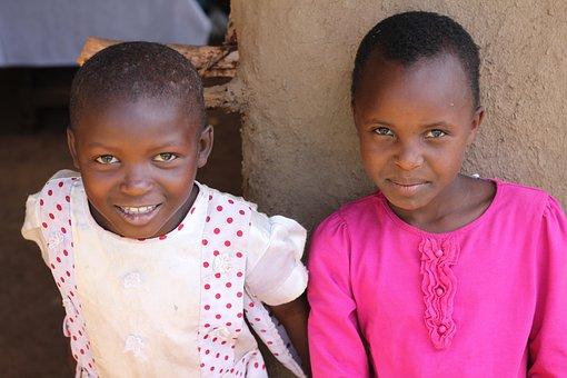 African, Children, Beauty, Charity, Volunteer, Hope