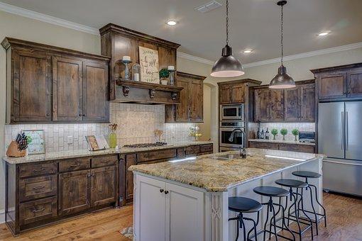 Kitchen, Interior, Kitchen Interior, Home, Design