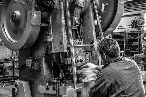 Machine, Metalurgica, Subject Premium, Manufactures