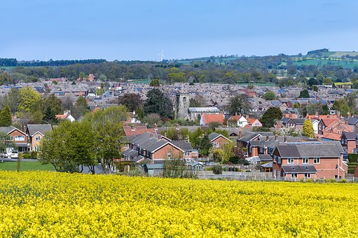 Calverton, Nottinghamshire, England, Village