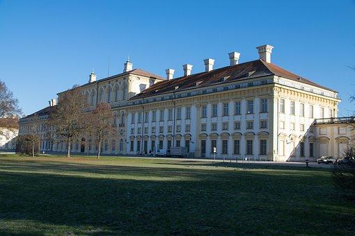 Oberschleißheim, Bavaria, Germany, Castle, New Castle