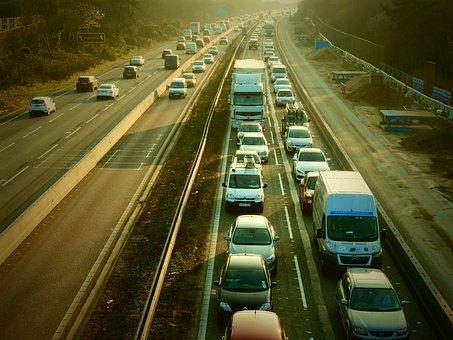 Road, Motorway, Traffic, Highway, Transportation