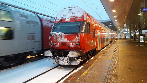 Tax Car, Local Train, Austria, öbb, Railway, Train