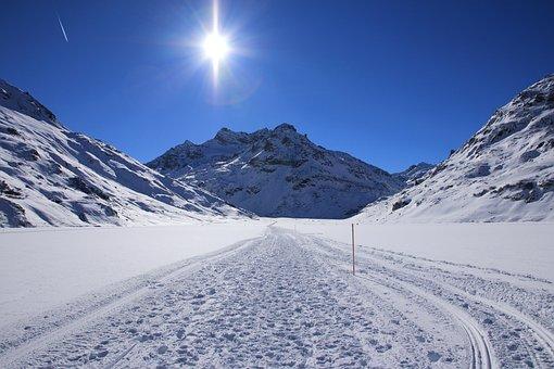 Snow, Vorarlberg, Austria, Mountains, Alpine, Nature