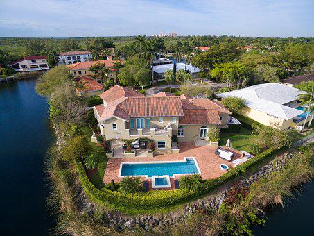 Aerial, Real Estate, Home, House, Agent, South Florida
