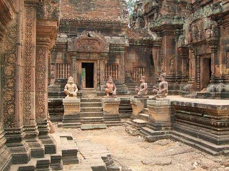Ankorwat, Cambodia, Siamreap