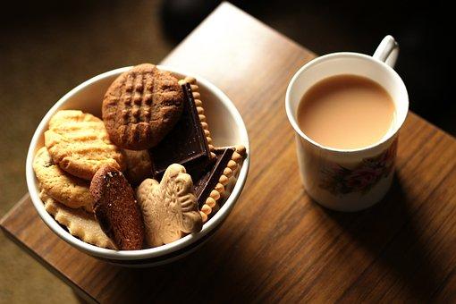 Afternoon, Biscuits, Brown, Chocolate, Coffee, Cookies
