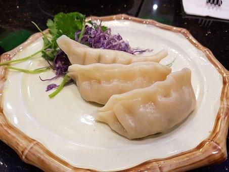 Dumplings, Rissole, People's Republic Of China Food