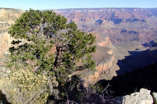 Usa, The Grand Canyon, Grand Canyon, Landscape, Nature