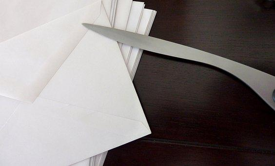 Letters, Envelope, Post, Leave, Send, Letter Traffic