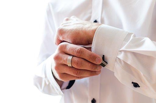 Manžetové Knoflíčky, Rukáv, Formální, Košile, Povolání