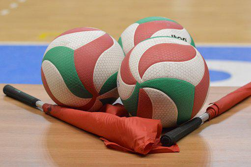 Volleyball, The Ball, Sport, Ball, Game, Match