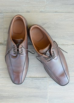 Shoes, Business, Socks, Gentleman, Commit, Brown, Floor