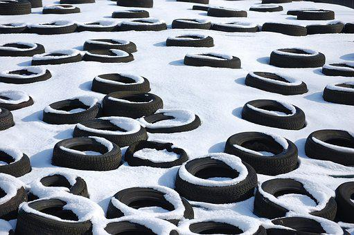 Mature, Silage, Winter, Pile