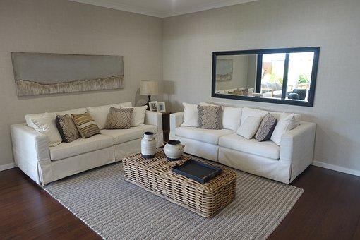 Lounge, Loungeroom, Interior, Sofa, Couch, Home, Decor