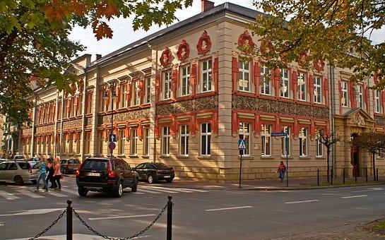 Malopolska, Architecture, The School Building, School