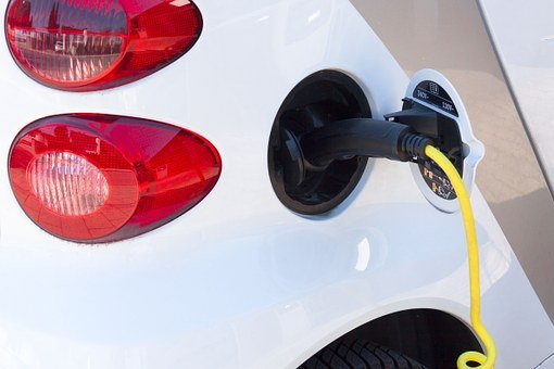 Electric Car, Refuel, Current, Ecology, E Car, Auto