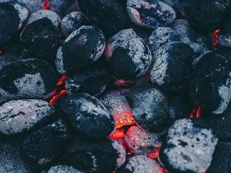 Coal, Cookout, Barbecue, Grill, Fire, Summer, Grilling