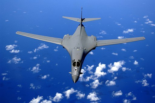 Supersonic Fighter, Fighter Jet, Supersonic, Bomber