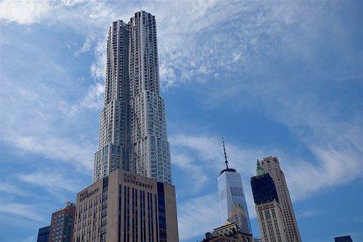 Beekman Tower, Nyc, Beekman, Building, City, New