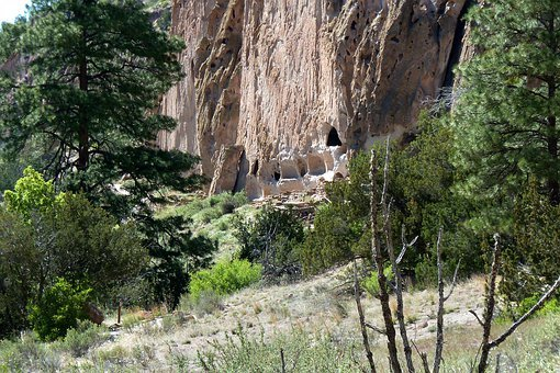Cliff Dwelling, Bandelier National Monument, New Mexico