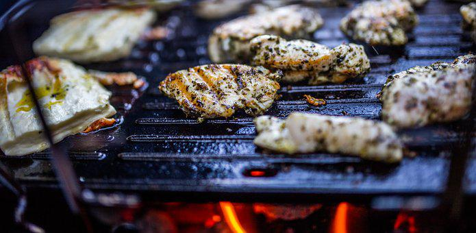 Grill, Barbecue, Cheese, Bbq, Food, Meat, Cooking