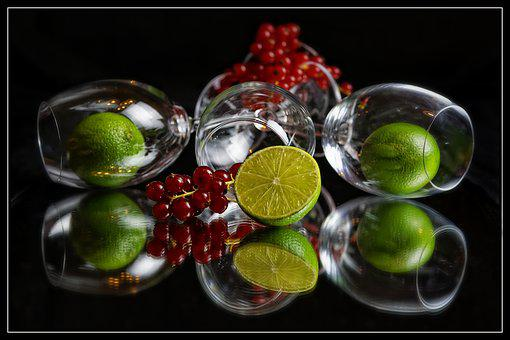 Fruit, Lemon, Grapes, Farmers Local Market, Healthy