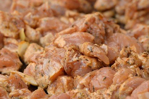 Chicken, Baking, Power Supply, Food, Herbs, Marinated